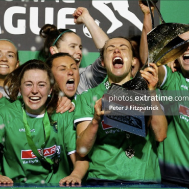 Peamount Utd have won the WNL 2020 by beating Shelbourne 3-1